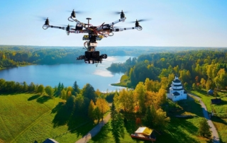 Real Estate Photography with Drone